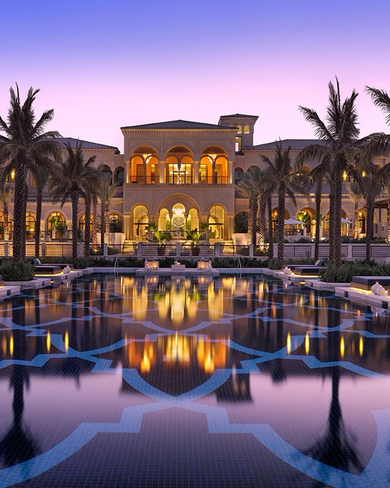 family luxury holiday dubai