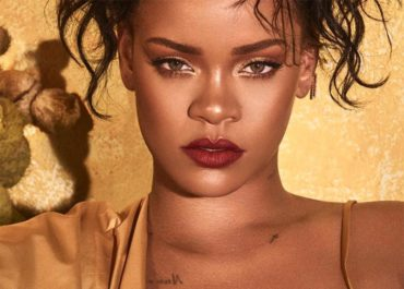 Rihanna originally came out with Fenty Beauty in 2017
