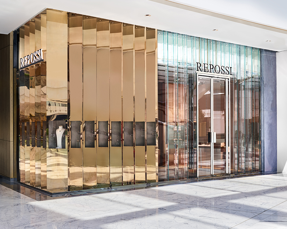 repossi dubai mall