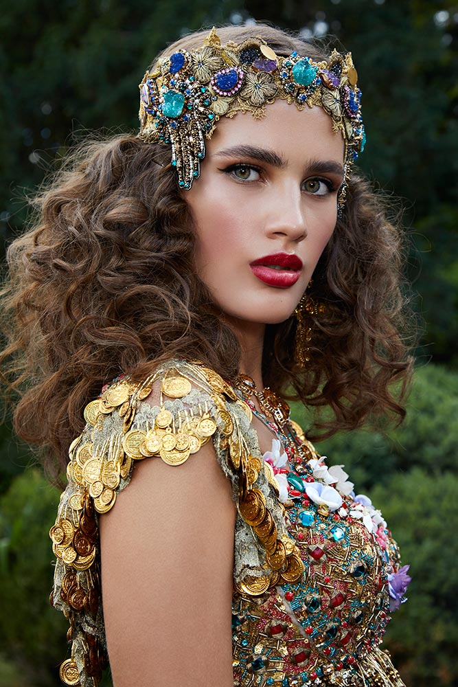 dolce & gabbana makeup alta moda como