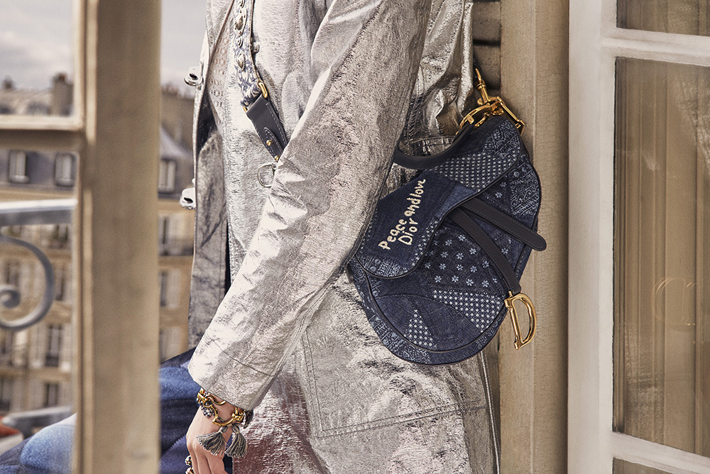 Dior Saddle Bag is Set to be the Next It-Accessory - A E Magazine dbc8431c9f3d3