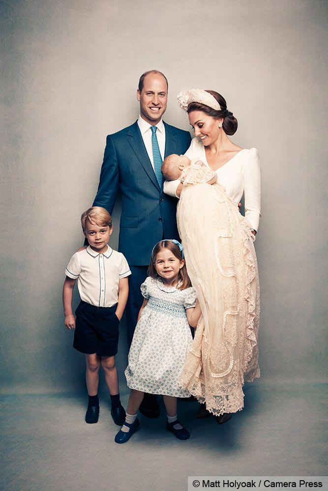 prince louis christening kate middleton
