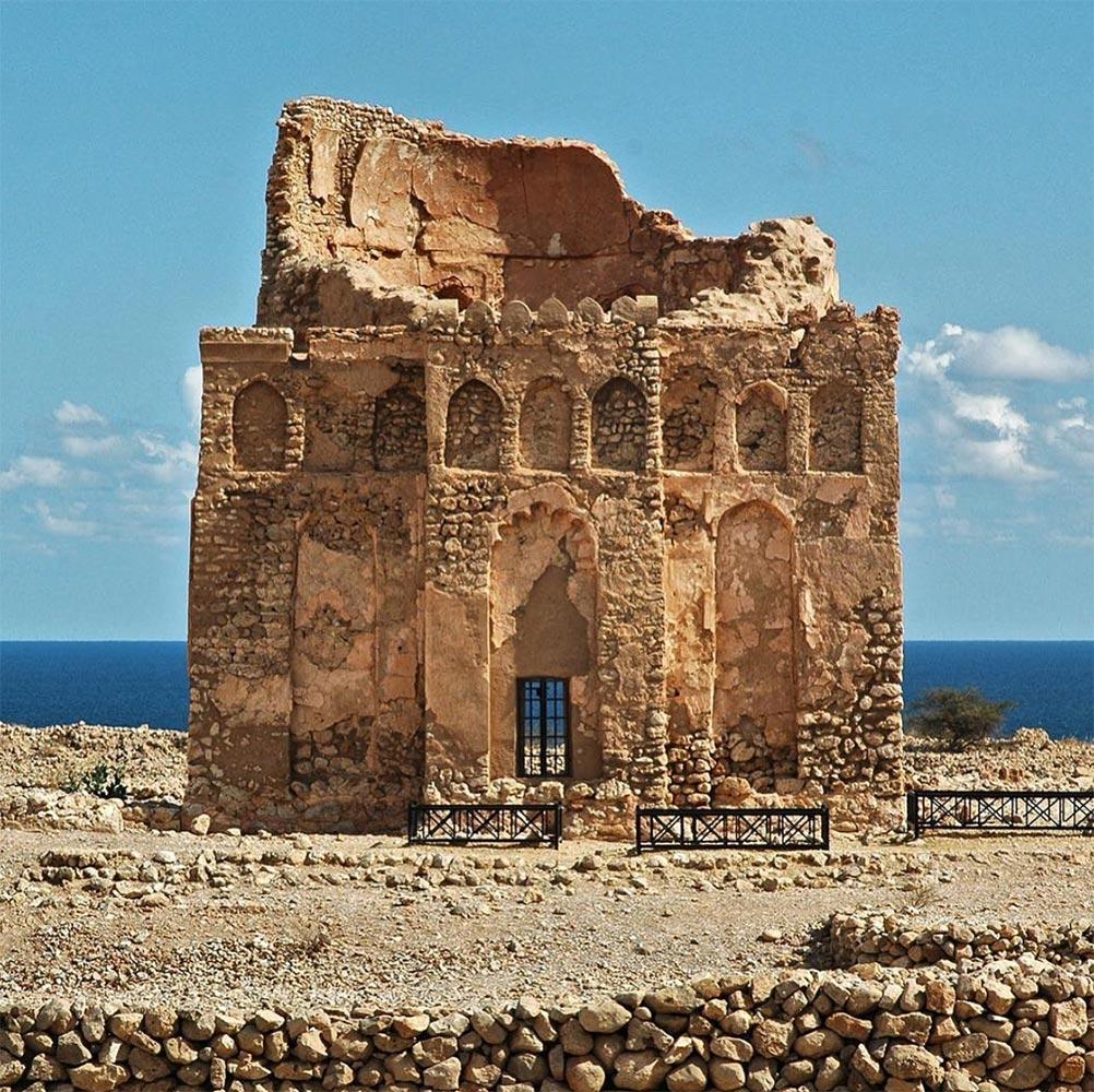 Qalhat in Oman