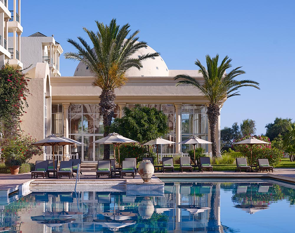 tunis residence travel