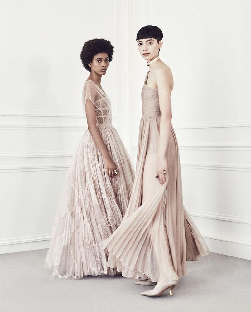 Dior exhibit usa couture