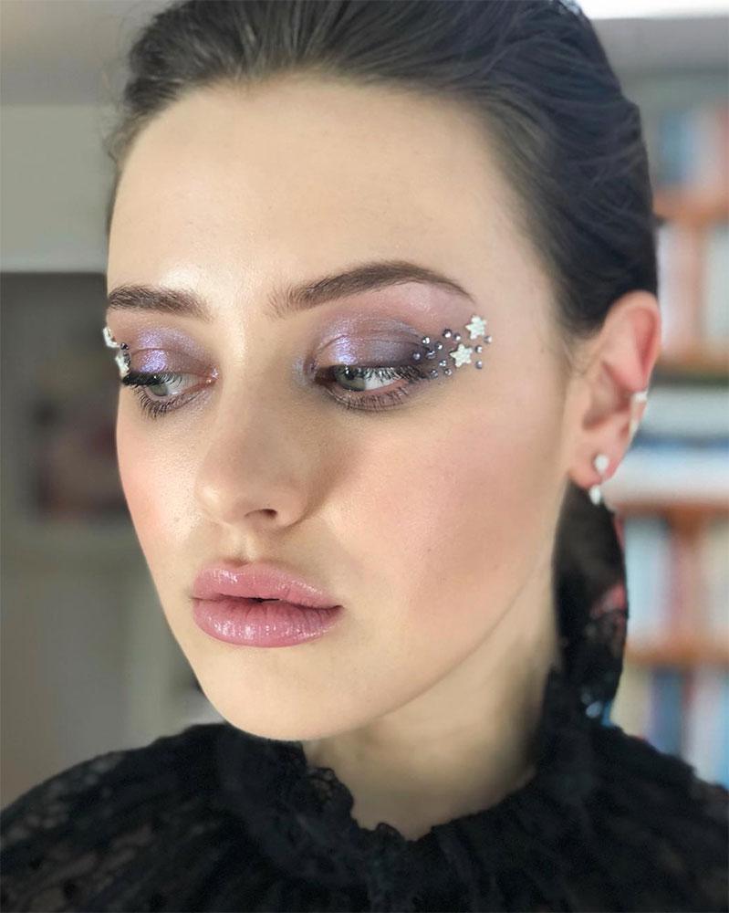 Katherine Langford eid al adha makeup