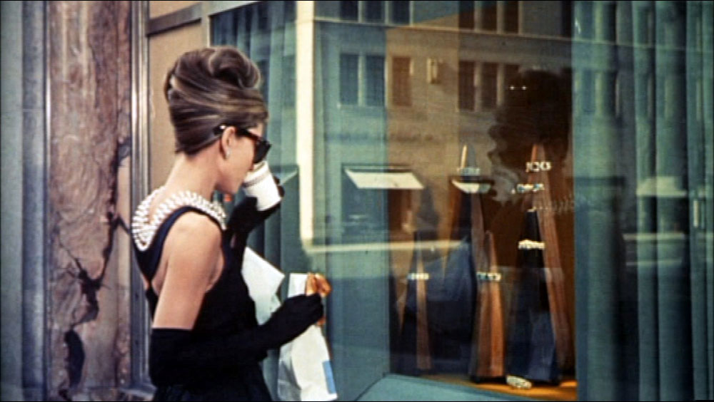 Breakfast at Tiffany's audrey hepburn
