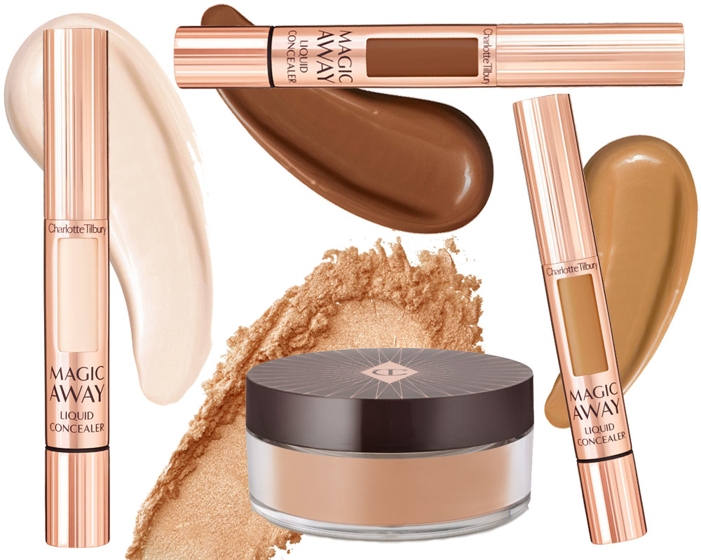 charlotte tilbury complexion collection