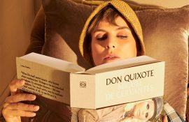 loewe books stella Tennant Steven Meisel Don Quixote