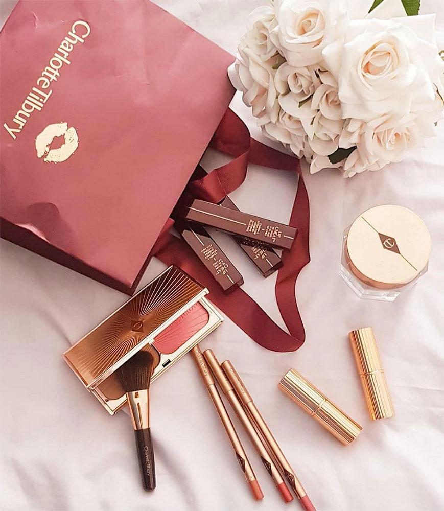 makeup artist tips charlotte tilbury dubai mall