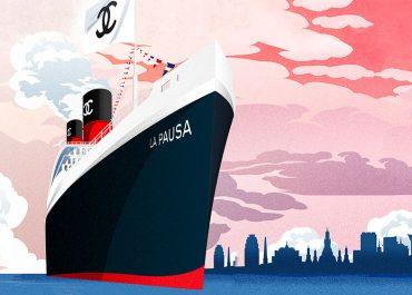 chanel cruise bangok