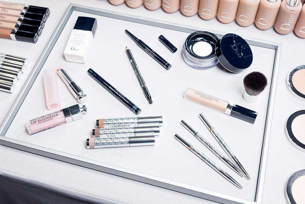 dior makeup ss19