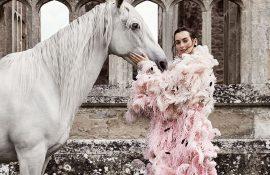 haute couture editorial armani