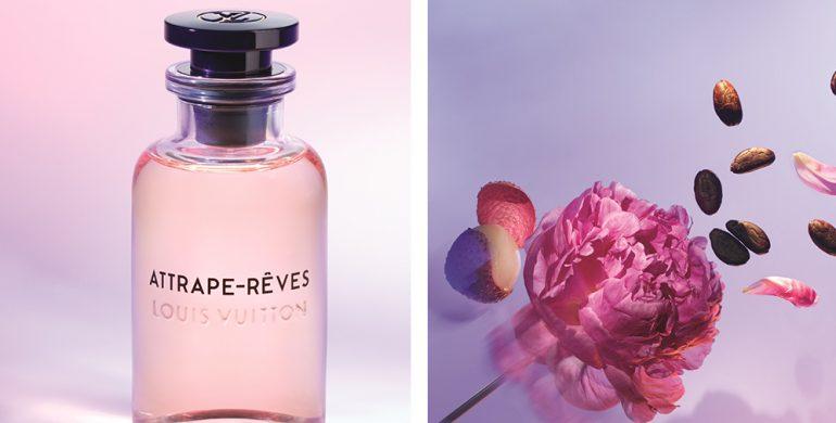 Attrape-Reves louis vuitton fragrance emma stone