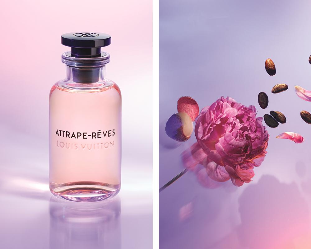 e3ea1dfc66dd A E Reviews  Louis Vuitton Newest Fragrance Attrape-Reves - A E Magazine