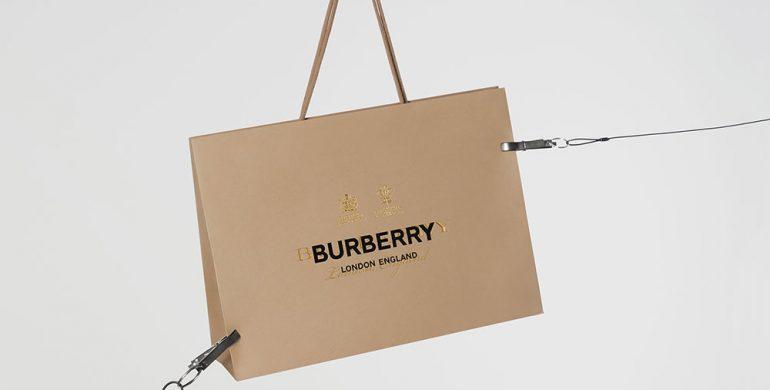 burberry riccardo tisci