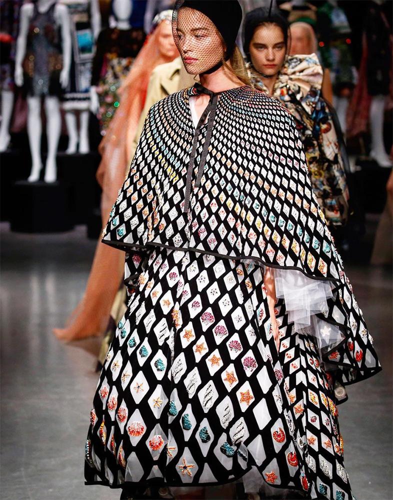 London Fashion Week Roundup Day Two