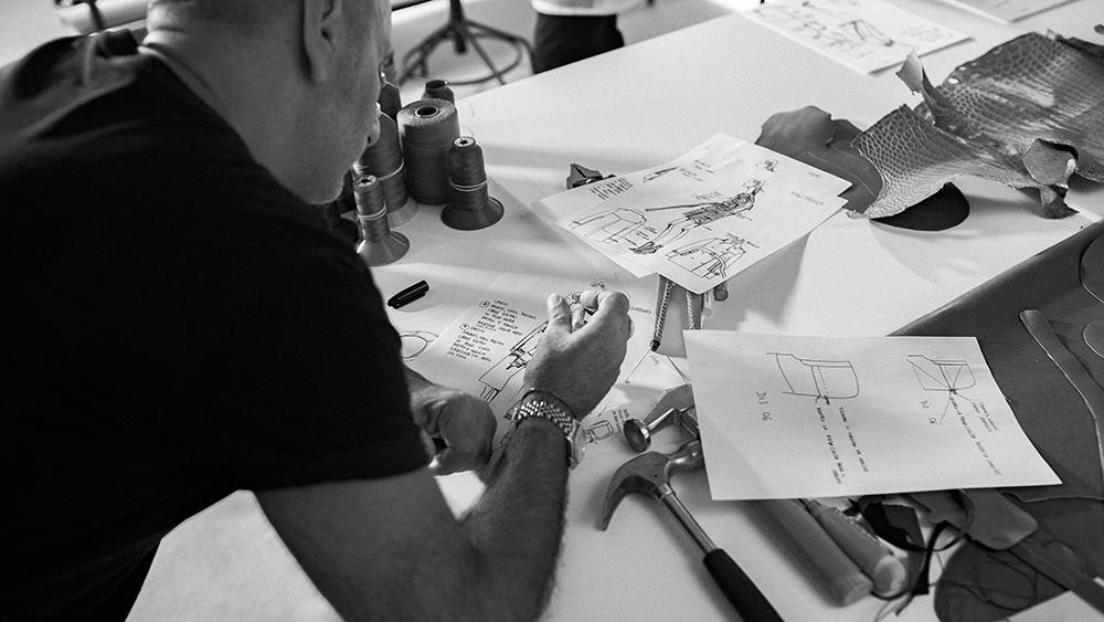 Alessandro Dell'Acqua tod's t project