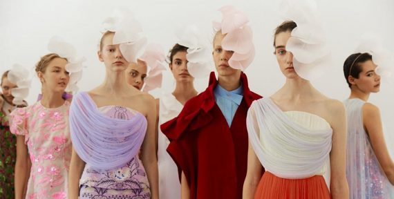 london fashion week ss19 delpozo