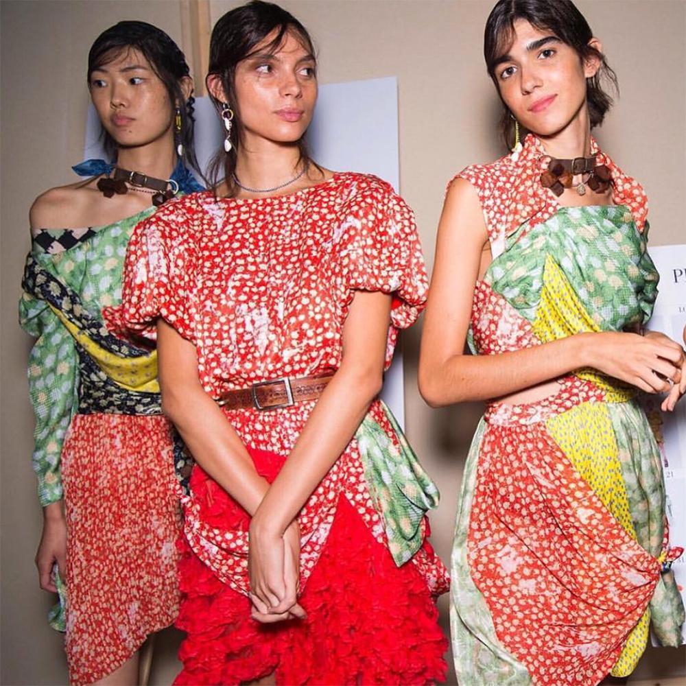 london fashion week ss19 preen