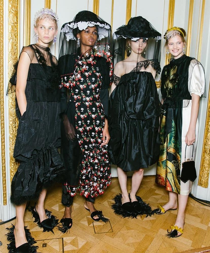 london fashion week ss19 simone rocha
