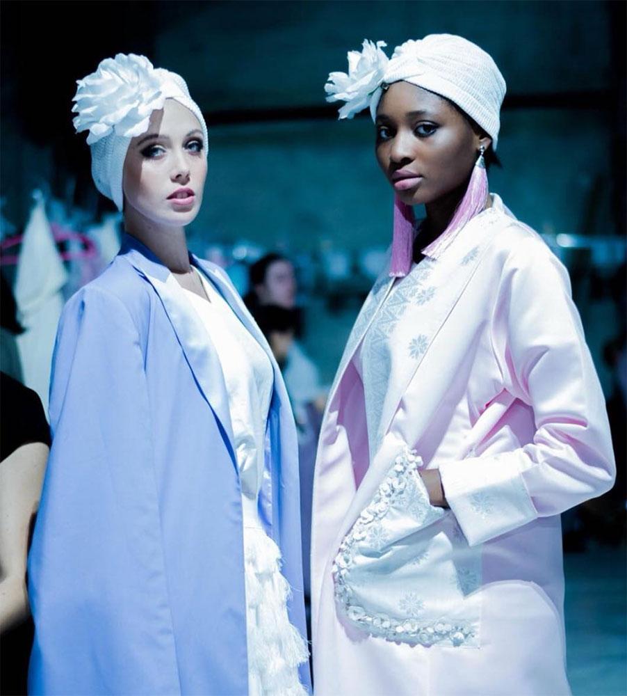 modest fashion party milan 2018