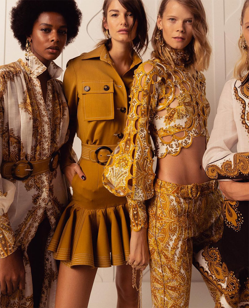 new york fashion week ss19 zimmermann