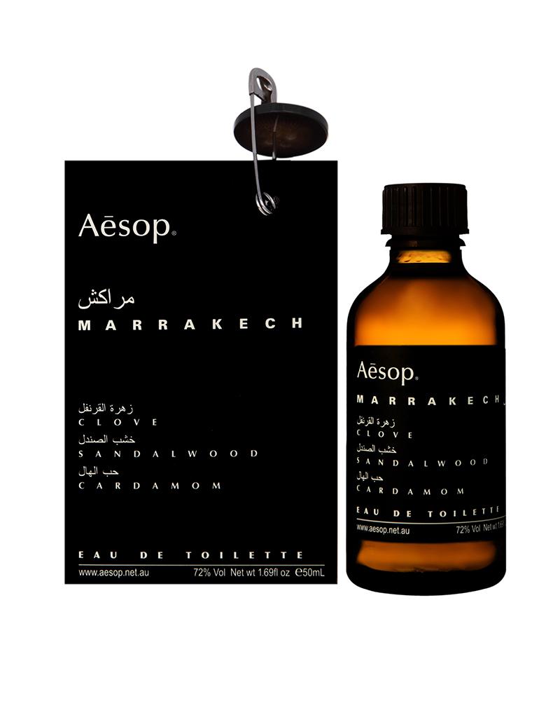 cult fragrance brands aesop