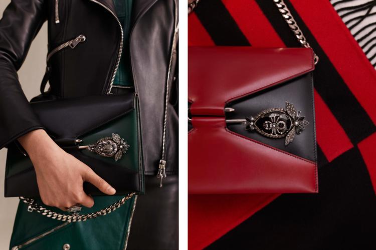 Alexander McQueen Pin Bag
