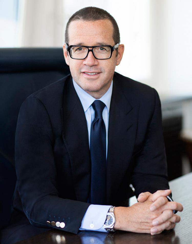CEO FRANÇOIS-HENRY BENNAHMIAS DISCUSSES THE EVOLUTION OF AUDEMARS PIGUET
