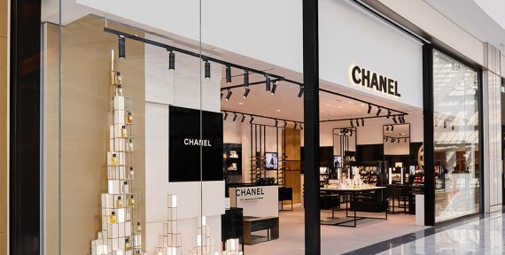 chanel beauty dubai mall fashion avenue
