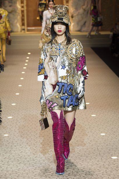 Dolce & Gabbana FW18