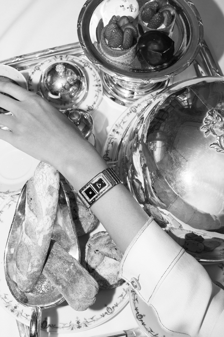 Chanel Launch A New Version Of Its Code Coco In Dubai