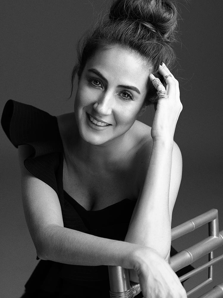 Johanna Ortiz interview uae dubai