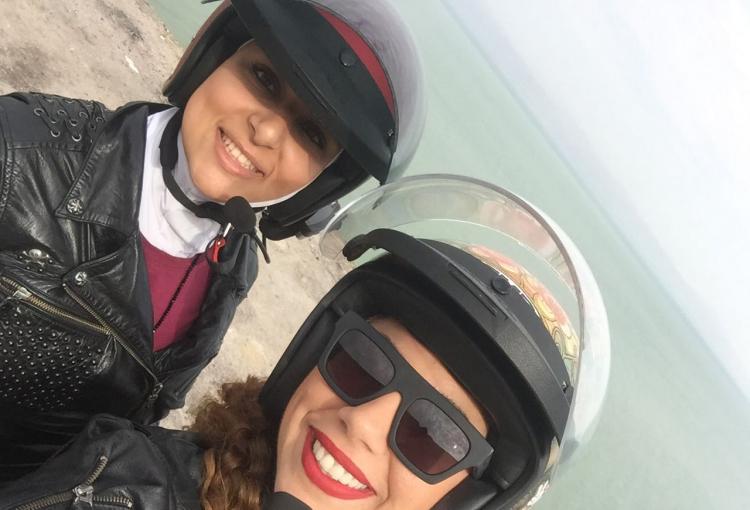 open road arab bikers uae jordan