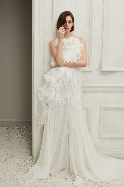Oscar De La Renta Wedding Dresses.Oscar De La Renta Wedding Dress Your Way A E Magazine