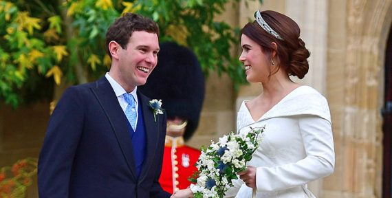 Princess Eugenie's Wedding 2018