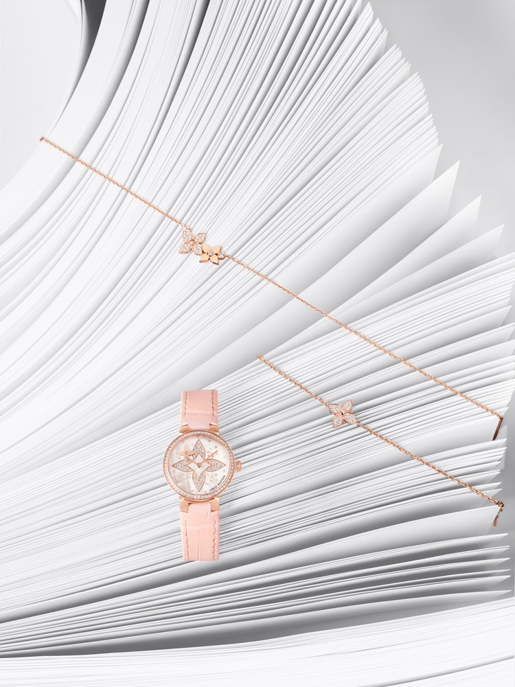 Louis Vuitton's watches fine jewellery