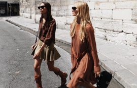 brown fashion trend chloe