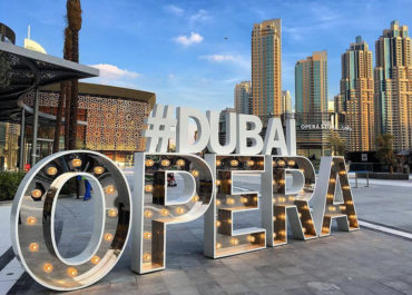 Another Shakespeare play in coming to Dubai Opera in 2019