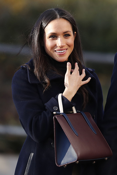 Strathberry meghan markle