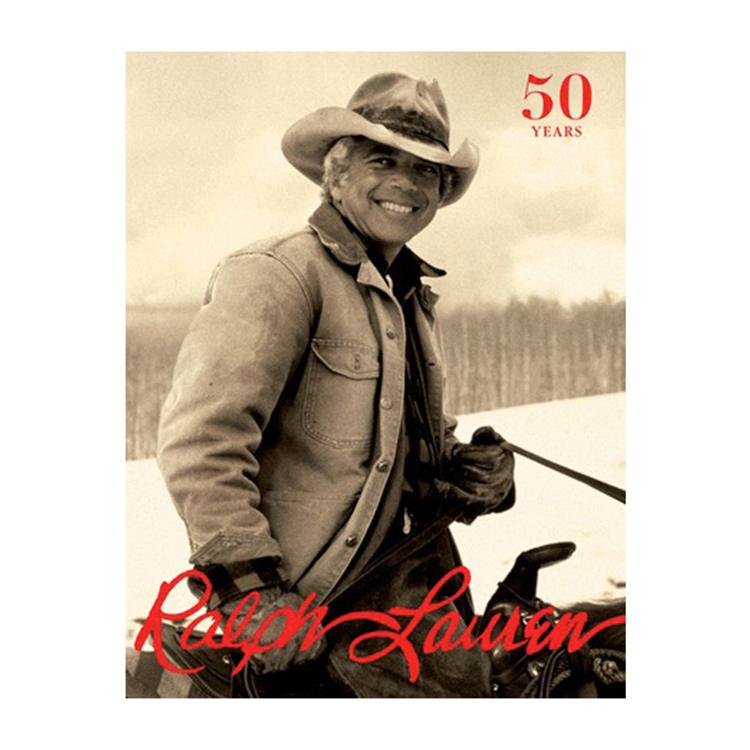 Ralph Lauren 50 years