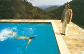 Portrait of an Artist (Pool with Two Figures) David Hockney