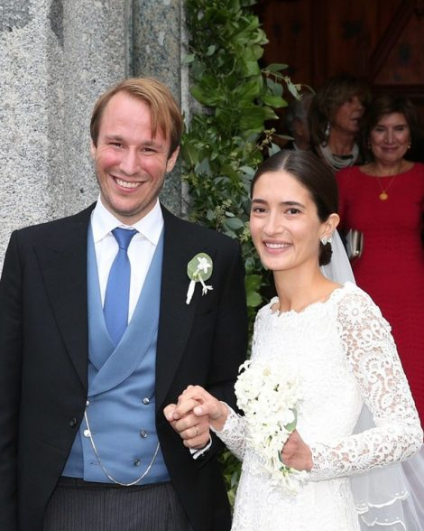 Princess Deniz of Bavaria and Prince Konstantin