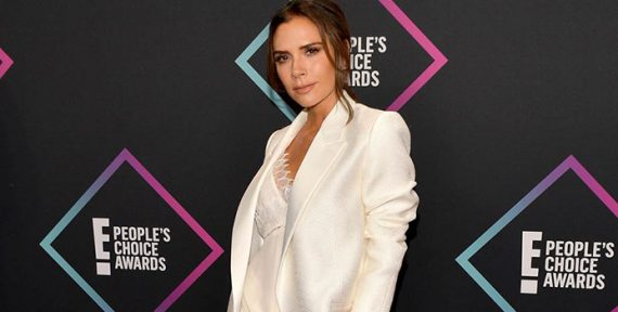 victoria beckham people's choice 2018