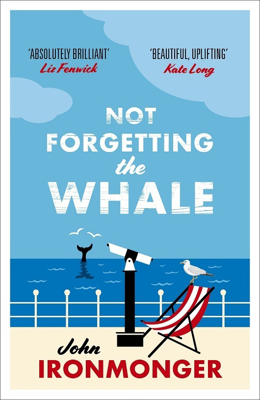 new books 2018 not forgetting the whale