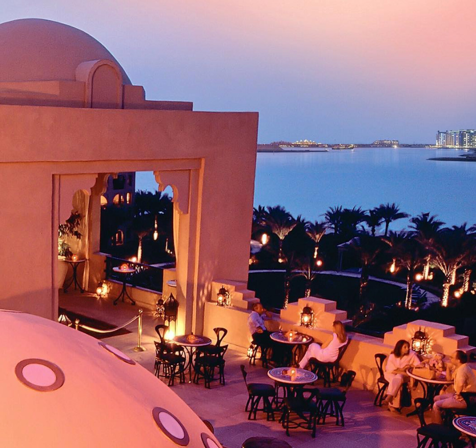 dubai terrace one and only