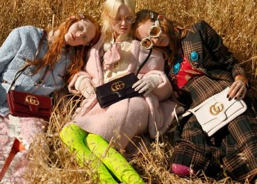 statement tights fashion trend 2018 gucci