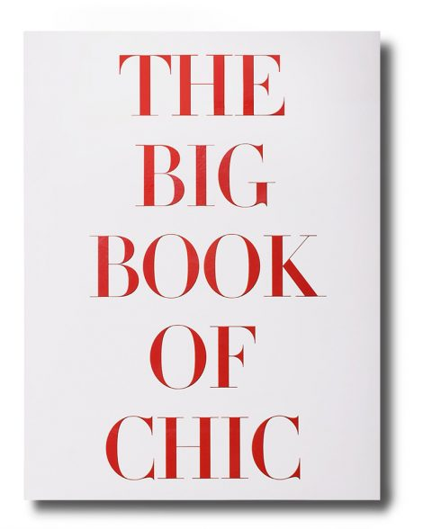 Assouline Big Book Of Chic
