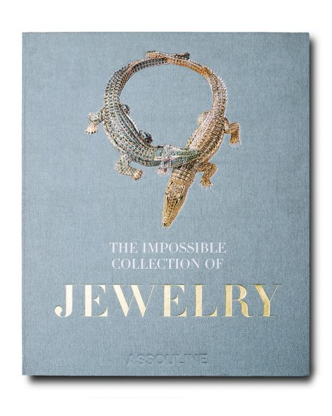 Assouline Impossible Collection Of Jewellery